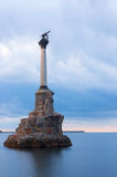 Monument to the sailors. Sevastopol. Royalty Free Stock Photography