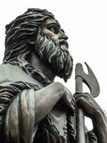 Monument to Saint Lawrence of Kaluga in Kaluga in Russia. Stock Photography