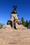 Monument to san mertin,argentina Stock Photography