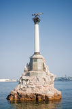 Monument to the Scuttled Ships Royalty Free Stock Image