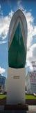 Monument to seamen. Novorossiysk. Russia. 21.05.17. Monument to seamen. Novorossiysk. Russia Royalty Free Stock Image