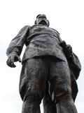 A monument to Sergei Kirov in the Russian city of Kaluga. Stock Image