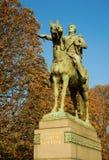 Monument to Simon Bolivar in Paris Stock Photos