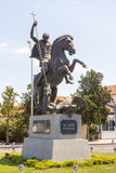 Monument to St. George the Victorious in Pomorie, Bulgaria Stock Photos