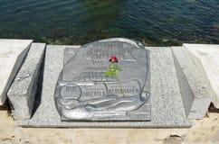 Monument to sunken ships, Sevastopol Royalty Free Stock Images