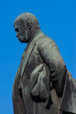 Monument to Taras Shevchenko Royalty Free Stock Photo