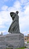 Monument to Taras Shevchenko Royalty Free Stock Images