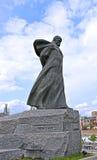 Monument to Taras Shevchenko Royalty Free Stock Images