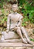 Monument to Thai queen Sunanda Kumarirattana Royalty Free Stock Image