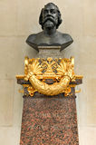Monument to Theophil Hansen Royalty Free Stock Images