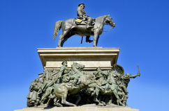 The Monument to the Tsar Liberator Royalty Free Stock Images