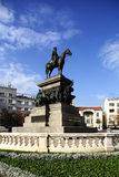 Monument to the Tsar Liberator royalty free stock photos