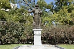 Monument to tzar Samuil in Sofia, Bulgaria Stock Image