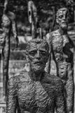 Monument to the Victims of Communism Prague Royalty Free Stock Images