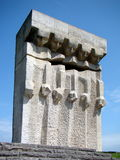 Monument to the Victims of Fascism in Krakow Stock Image