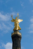 Monument to Victory, Berlin. Monument to Victory in Berlin, Germany Stock Image