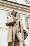 Monument to Vincenzo Gioberti - Turin Italy Royalty Free Stock Photos