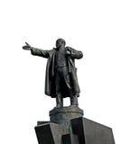 The monument to Vladimir Lenin Stock Images