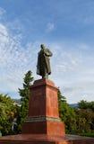 The monument to Vladimir Lenin Stock Image