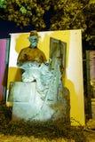 Monument to Wojciech Kossak in Jurata, Poland Stock Photo