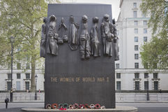 Monument to Women of the Second World War Royalty Free Stock Photo