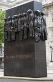 Monument to the Women of World War II Royalty Free Stock Images