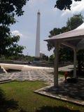 Monument surabaya. Travel in surabaya east java indonesia Stock Image