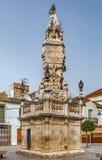 Monument Triunfo de Λα Virgen del Valle, Ecija, Ισπανία Στοκ Εικόνες