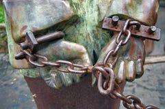 Monument Tutti Potenziali Bersagli - attraction in Rome, Italy Royalty Free Stock Photo