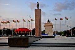 Monument u. Grab für unbekannten Soldaten Stockbild