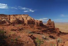 Monument Valley. National Park in Arizona/Utah Stock Photography