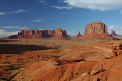 Monument Valley. National Park in Arizona/Utah Stock Photos