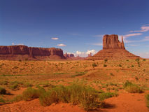Monument Valley. USA Stock Photos