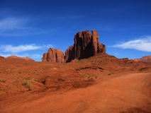 Monument Valley. USA Royalty Free Stock Photo