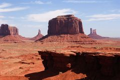 Monument Valley 15 Stock Images
