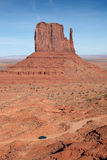 Monument Valley. Stock Photography