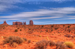 Monument Valley Stock Image