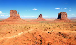 Monument Valley Royalty Free Stock Images