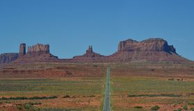Monument Valley1 Photographie stock