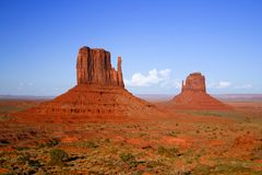 Monument Valley Royalty Free Stock Photo