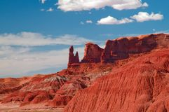 Monument Valley, Arizona Royalty Free Stock Photos