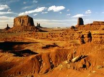 Monument Valley, Arizona Royalty Free Stock Photos