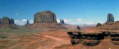 Monument Valley, Arizona Stock Photography
