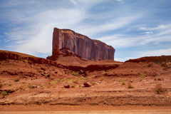 Monument Valley - Arizona Royalty Free Stock Photography