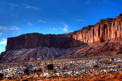 Monument Valley Arizona Navajo Nation Royalty Free Stock Image
