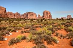 Monument Valley Arizona Navajo Nation Stock Photography