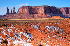 Monument Valley Arizona Navajo Nation Stock Image