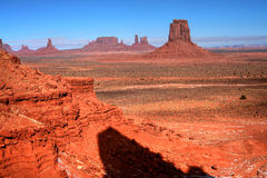 Monument Valley Arizona Navajo Nation Royalty Free Stock Photos