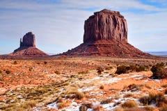 Monument Valley Arizona Navajo Nation Stock Photo