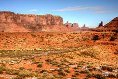 Monument Valley Arizona Navajo Nation Royalty Free Stock Photo